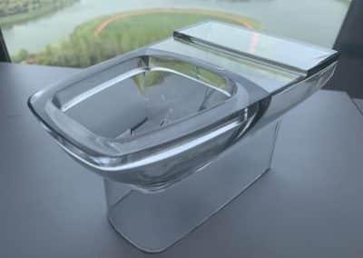Toilettes 3D SLA
