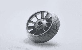 Pièce 3D SLM