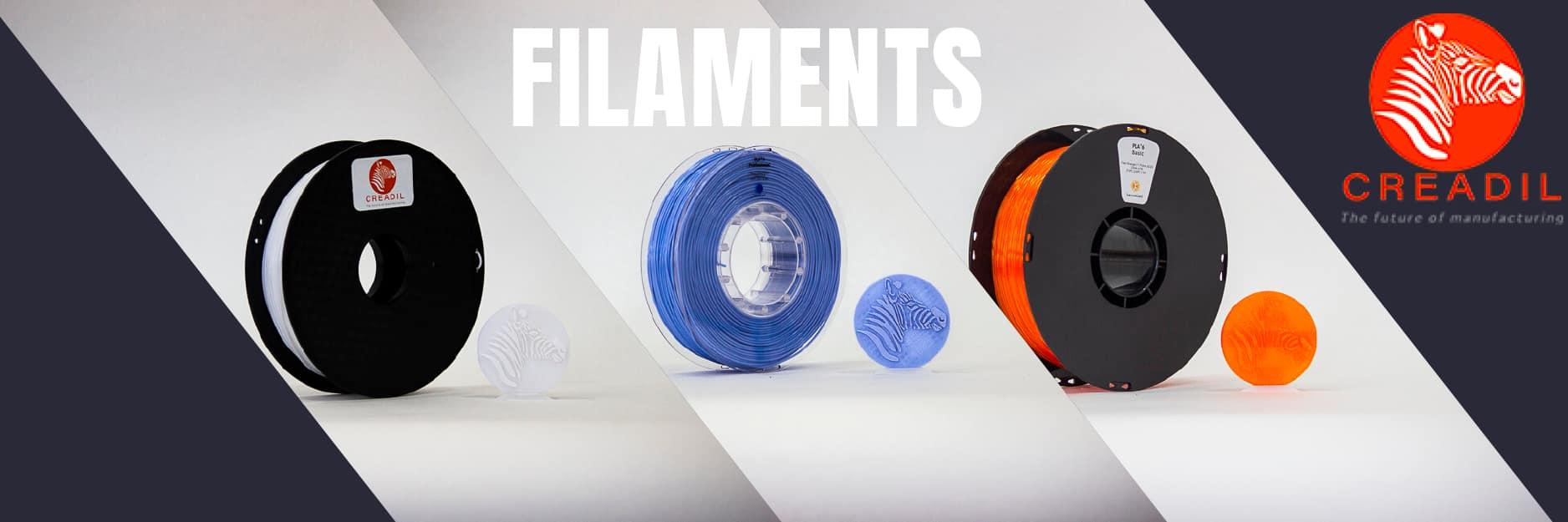 Filament 3D Creadil