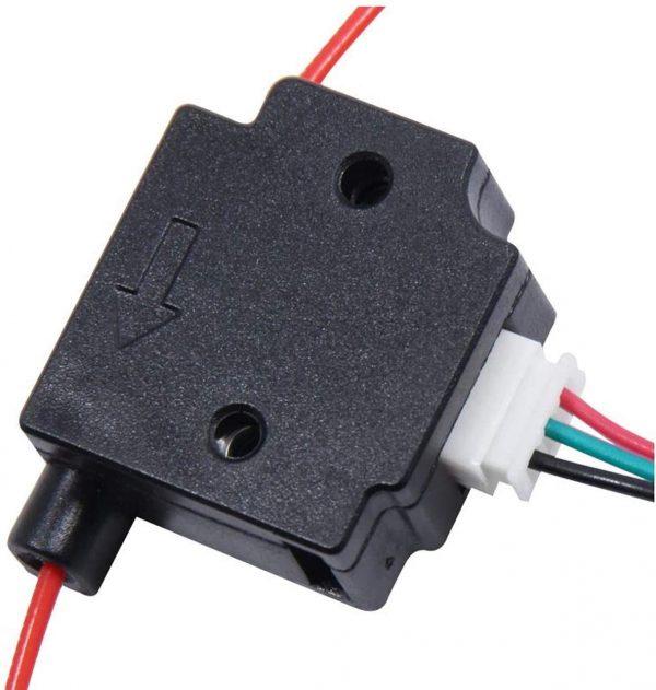 détecteur filament noir Imprimante 3d