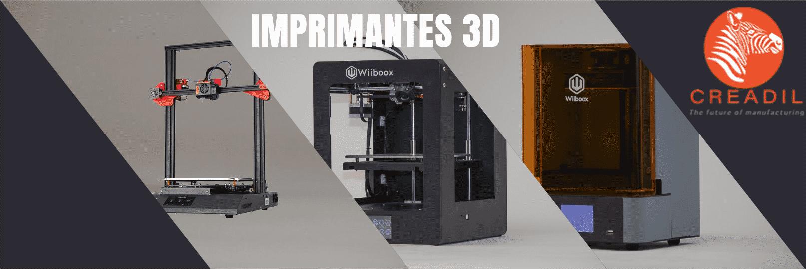 imprimantes 3d vente en ligne