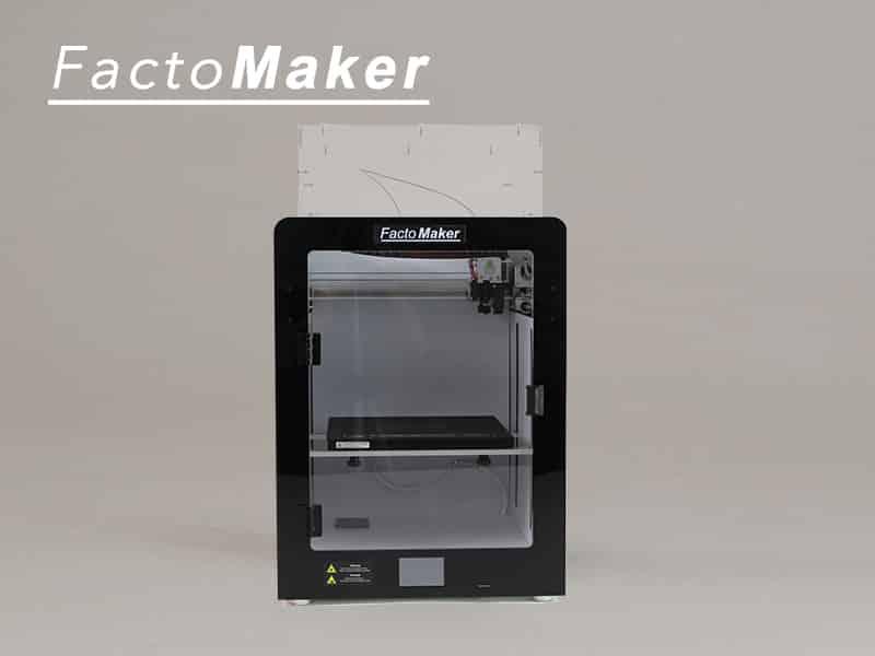 imprimante 3d facto maker