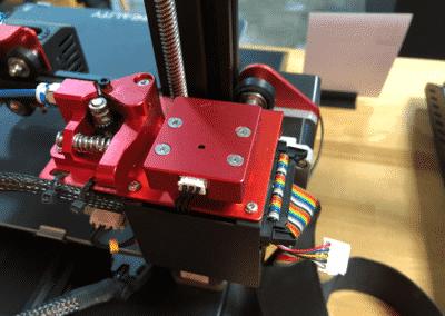 Détecteur fin de bobine imprimante 3d Creality