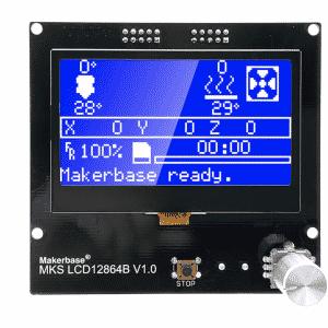Ecran LCD imprimante 3D