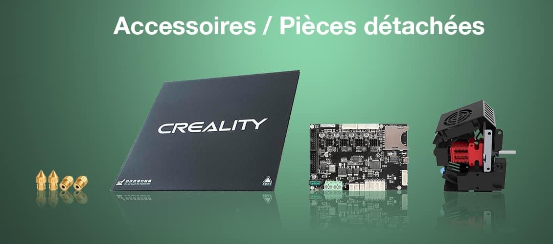 pieces pour imprimantes 3D